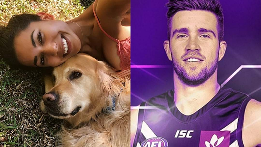 Article heading image for Survivor's Brooke Admits She's Currently Single AF & Keen On This AFL Player