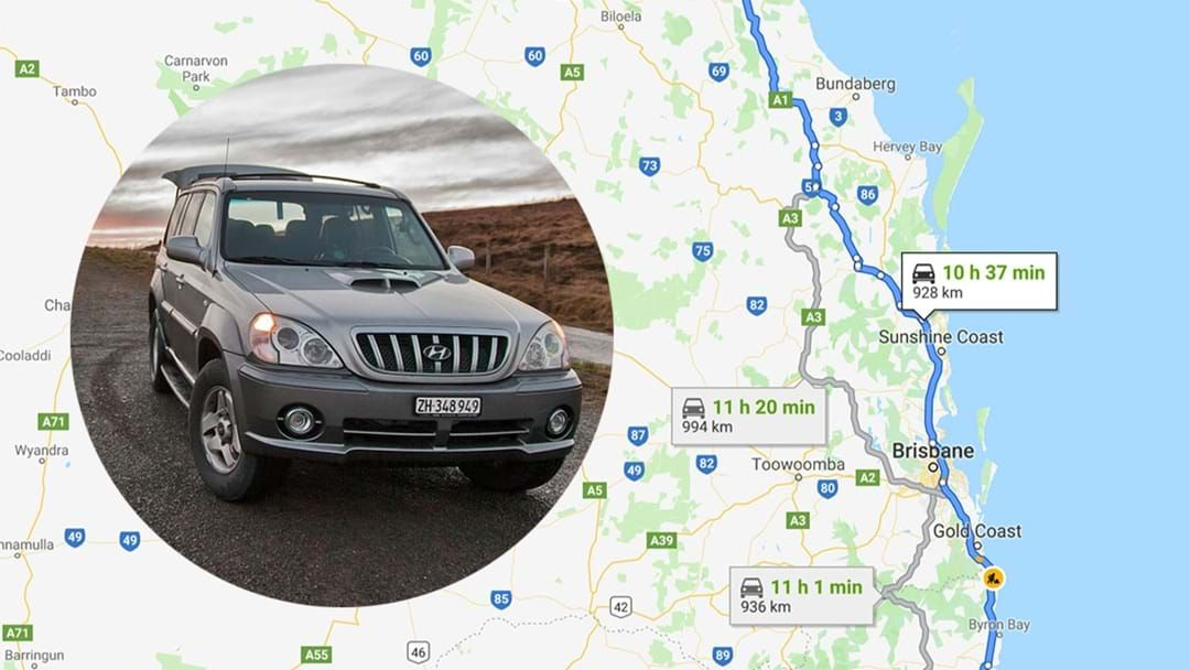 Article heading image for Kids Found Safe After Driving Family 4WD From QLD To NSW