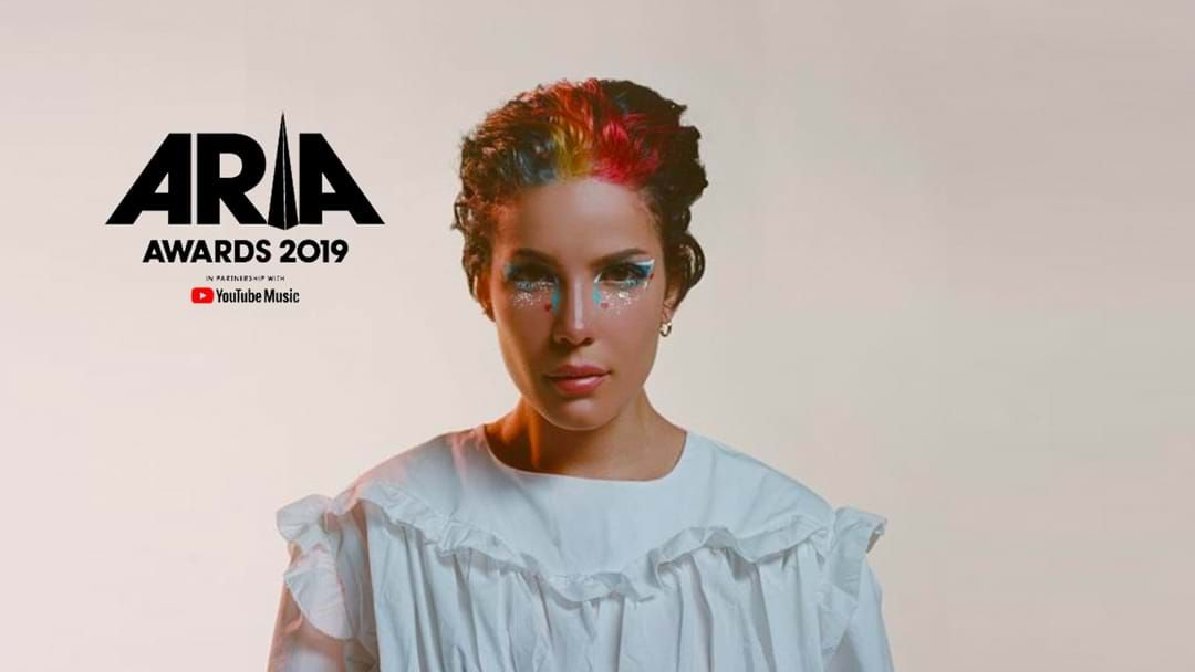 Article heading image for Halsey Confirmed To Perform At This Year's ARIA Awards