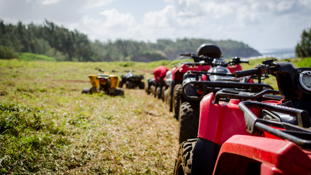Article heading image for RACQ CapRescue Urgers Central Queenslanders To Be Careful On Quad Bikes These School Holidays