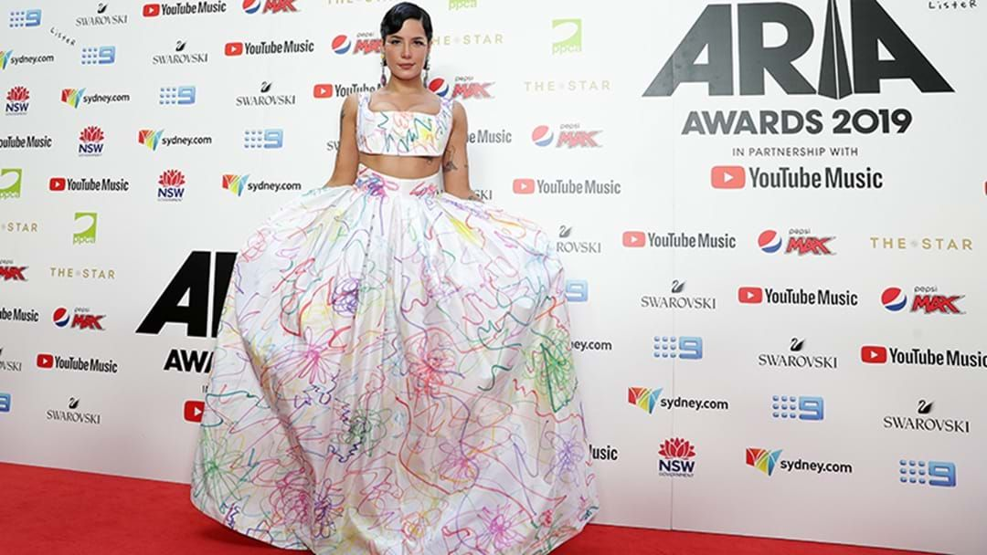 Article heading image for All The Best Fashion From The ARIA Awards Red Carpet