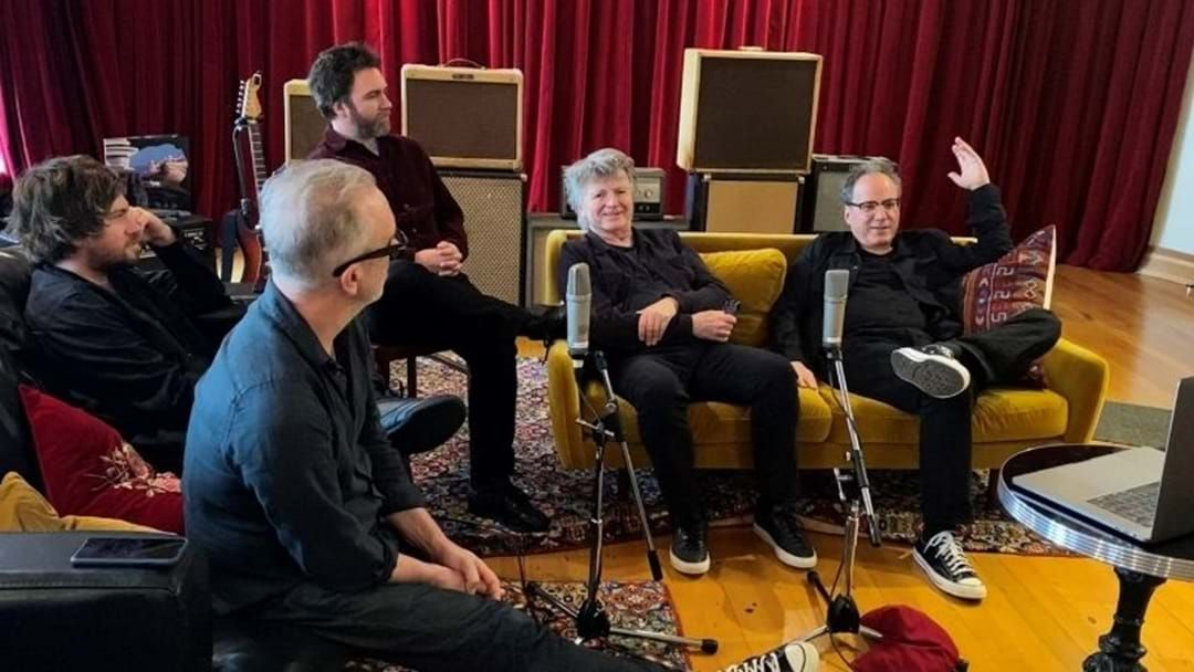 Article heading image for Crowded House Talk About Reunion And Their First Album In 11 Years