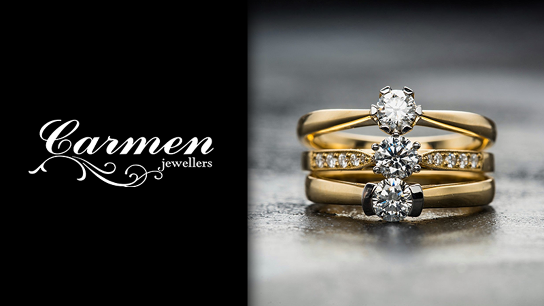 Competition heading image for Carmen Jewellers are Giving Away a STACK of $450 Vouchers!