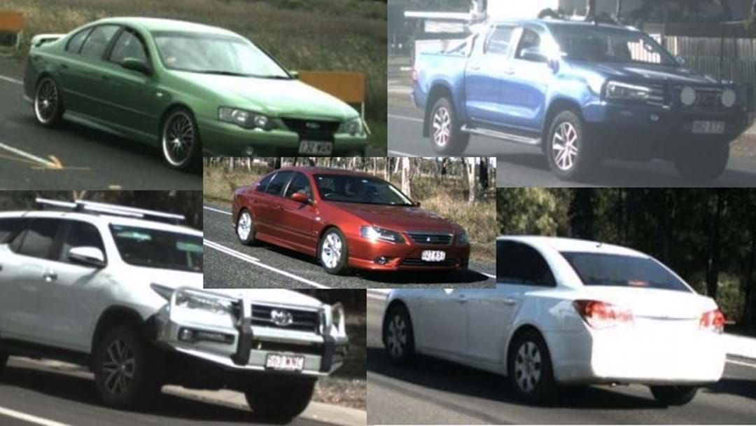Article heading image for Police Have Released Images of Five Stolen Cars to Be On the Lookout For This Week