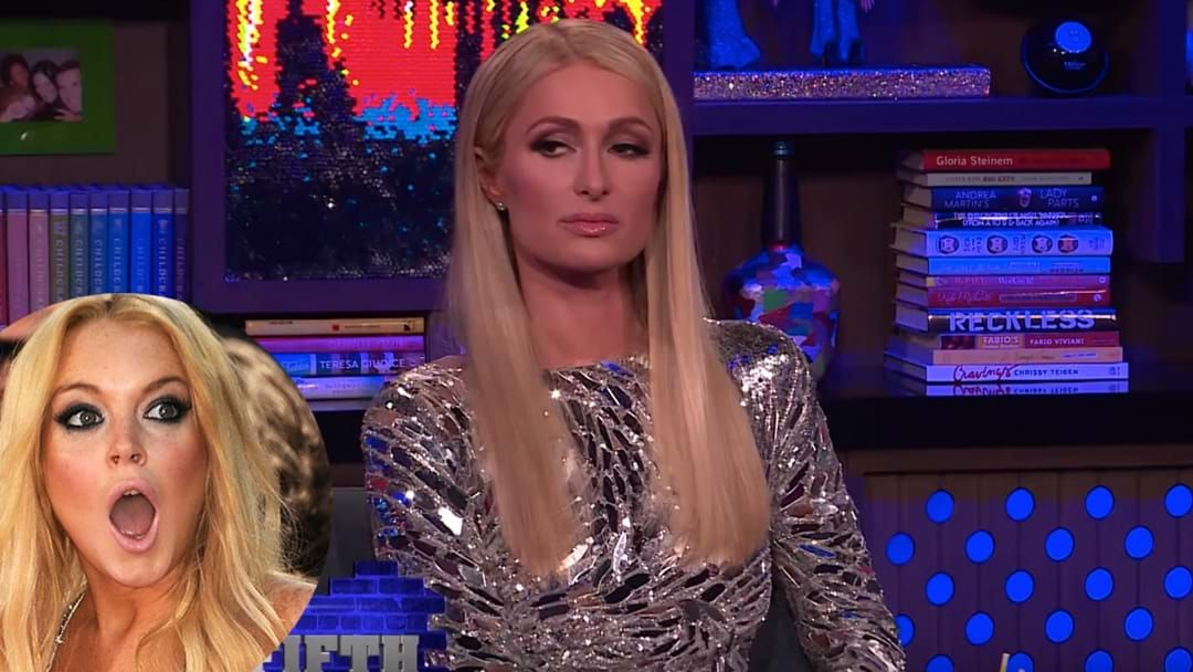 Article heading image for Paris Hilton Just WENT IN On Lindsay Lohan!
