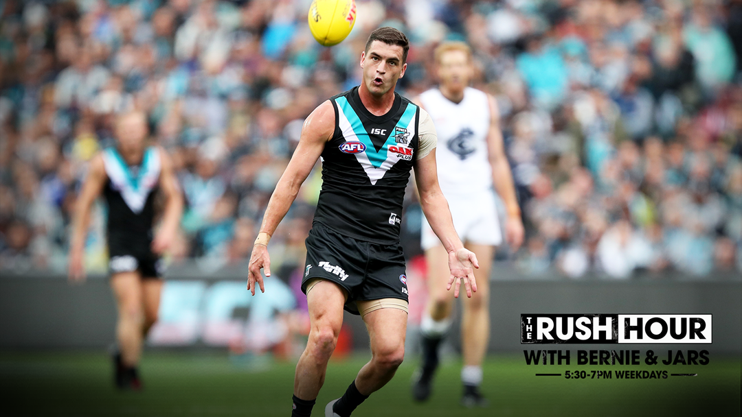 Article heading image for Tom Rockliff On Life In The AFL Hubs