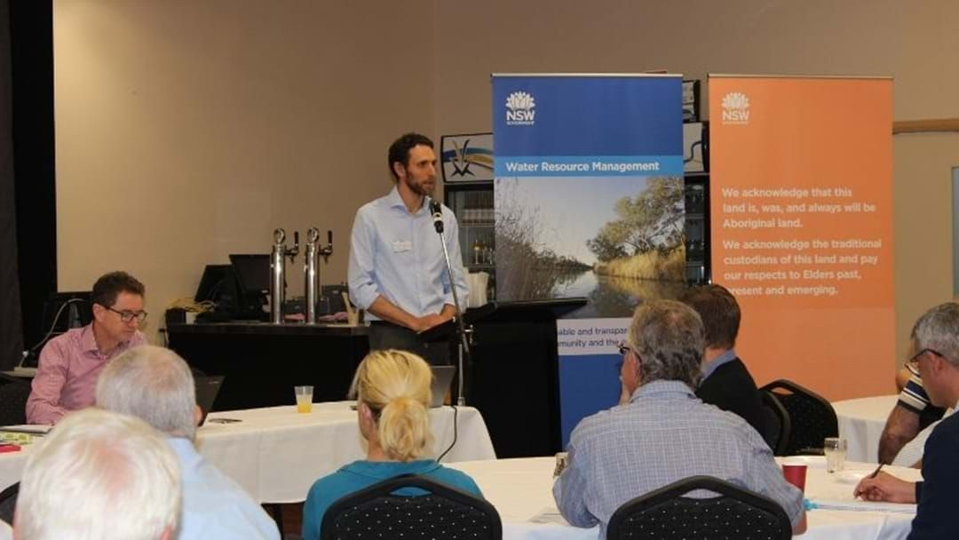Article heading image for Murrumbidgee Will Be Having A Community Drought Consultation Next Week
