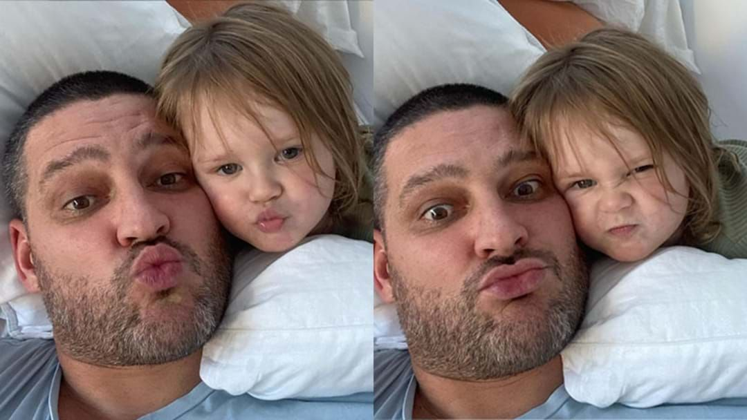 Article heading image for Fev Was Brutally Fat-Shamed By His 2-Year-Old Daughter