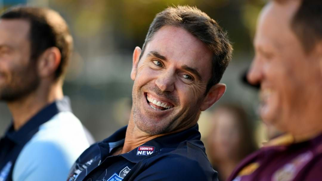 Article heading image for Gorden Tallis' Hilarious Story About The First Time He Met Brad Fittler