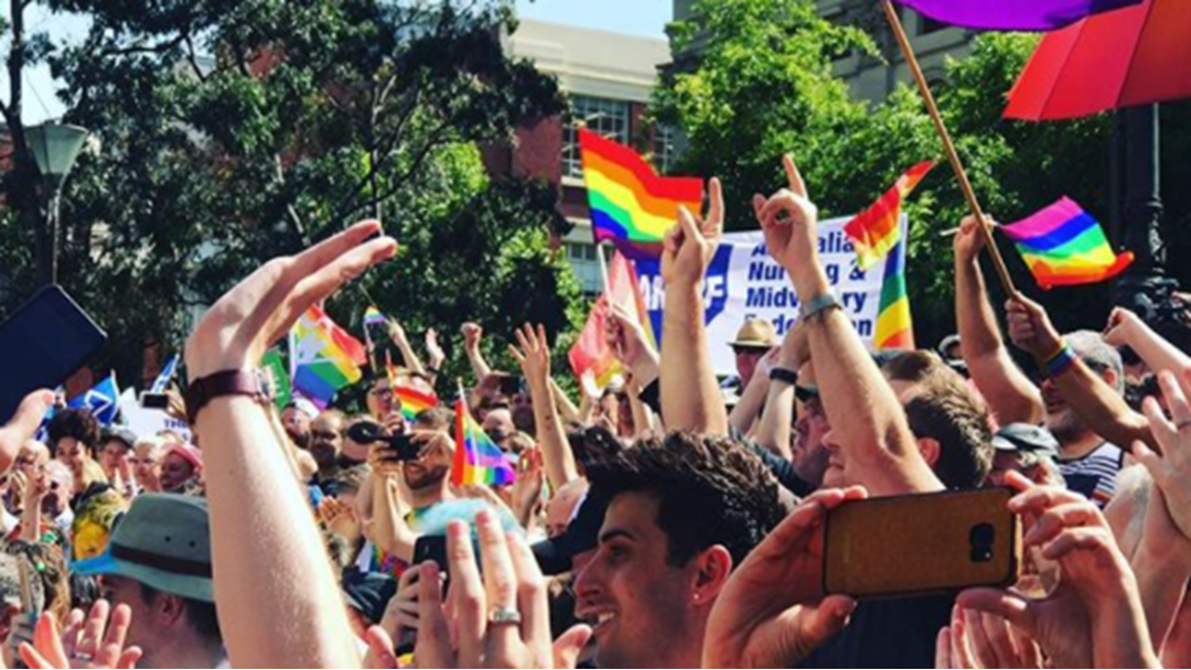 Article heading image for Same Sex Marriage Has Passed The Final Vote!