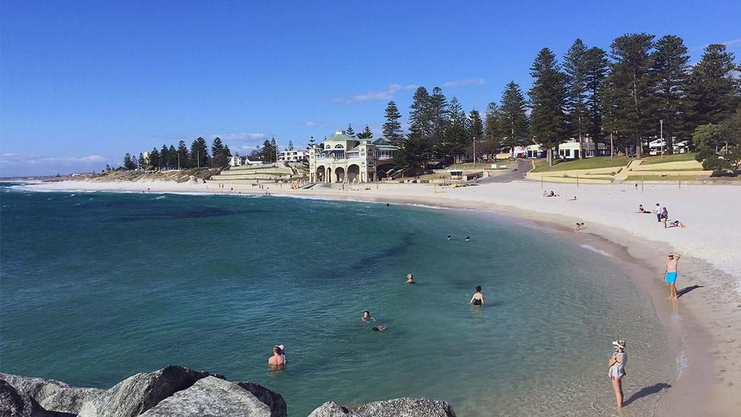 Article heading image for This Popular Family Beach In Perth Will Get Shark Barrier