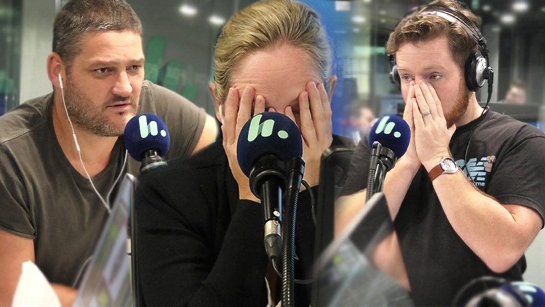 Article heading image for Fifi Box, Brendan Fevola & Nick Cody Leave The Radio Show For New Careers!