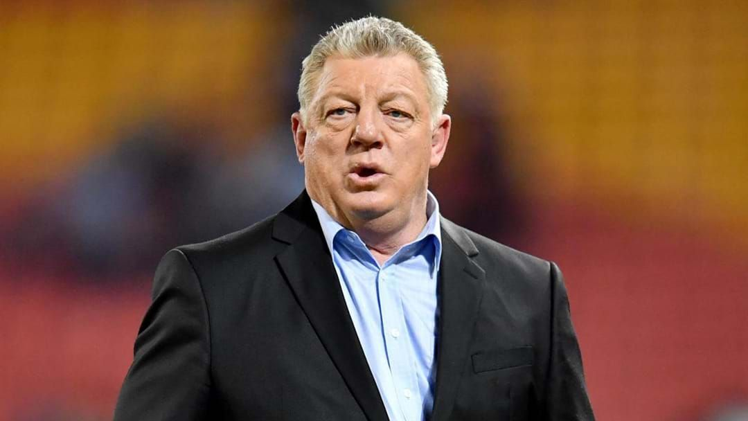 Article heading image for Paul Kent, Gorden Tallis & James Hooper React To Phil Gould Joining The Canterbury Bulldogs