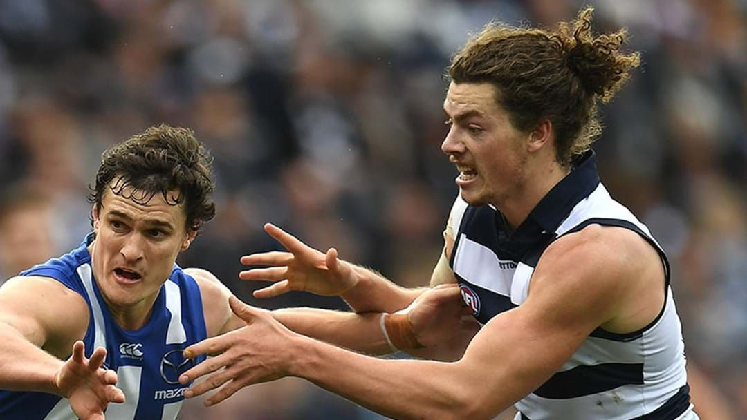 Article heading image for Geelong Have Made Their Customary Late Change
