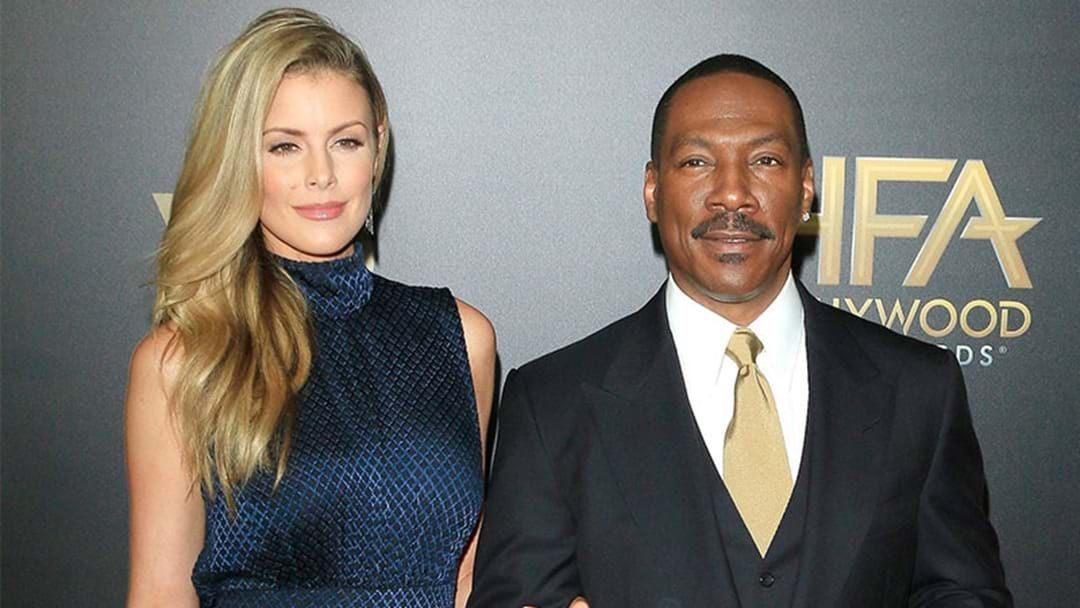 Article heading image for Eddie Murphy's Aussie Fiancé Gives Birth To His 10th Child