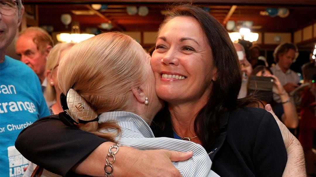 Article heading image for Liza Harvey Becomes The First Female Leader Of The WA Liberal Party