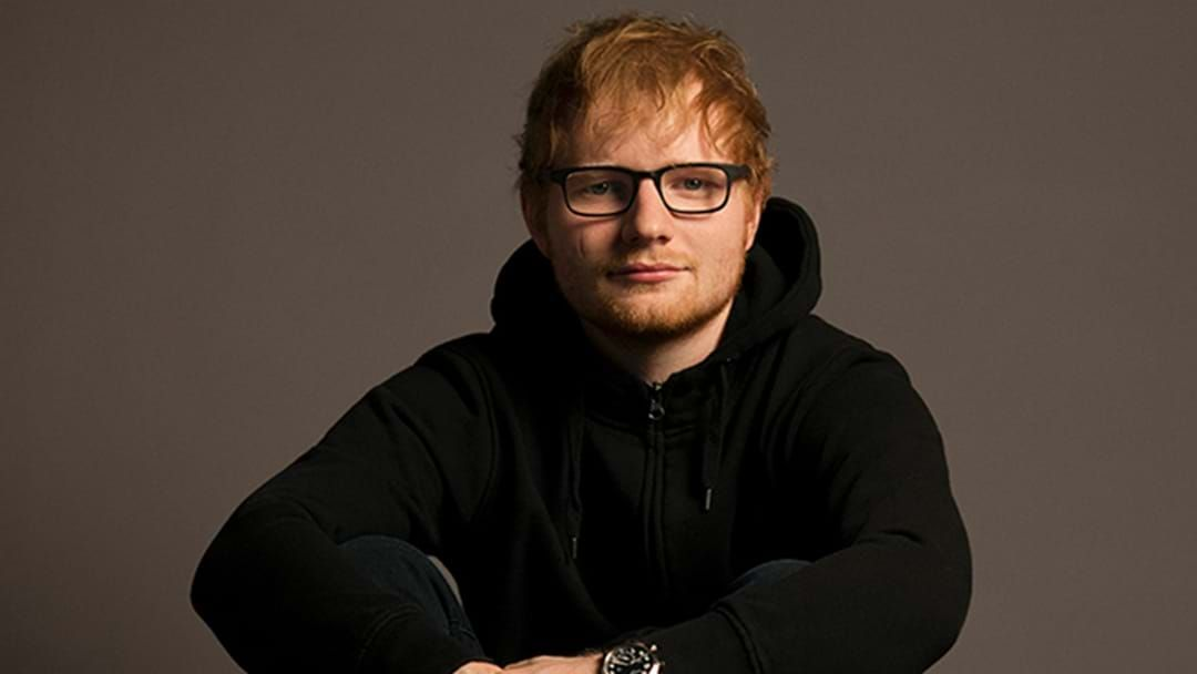 Article heading image for Ed Sheeran Has Revealed That He's Engaged