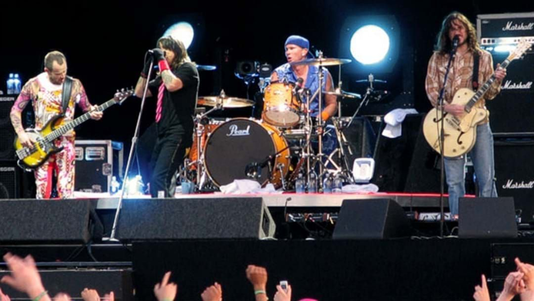 Article heading image for  SOLD OUT: Red Hot Chili Peppers Tickets Snapped Up