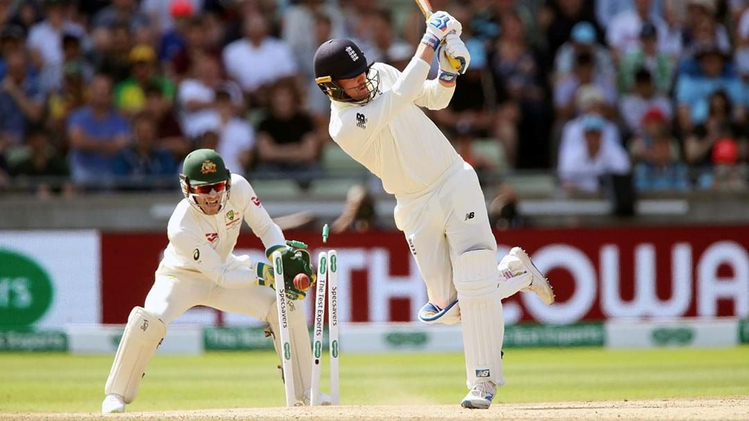 Article heading image for Our Resident Pom Managed To Find Four Positives For England To Take Out Of The First Test