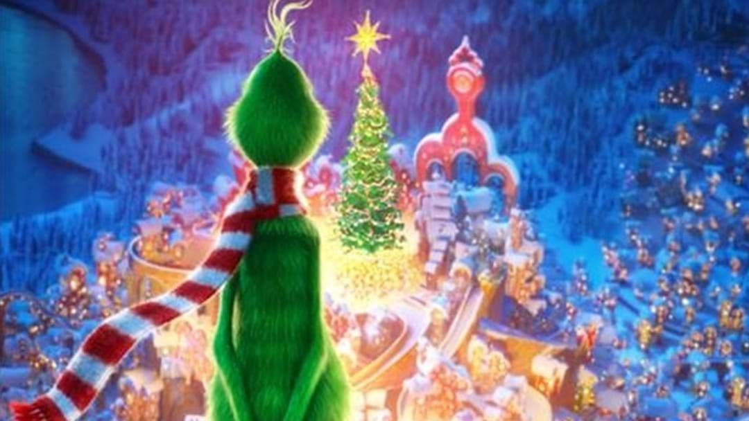 """Article heading image for """"The Grinch"""" Sensory Friendly Movie Screening is Coming Up"""