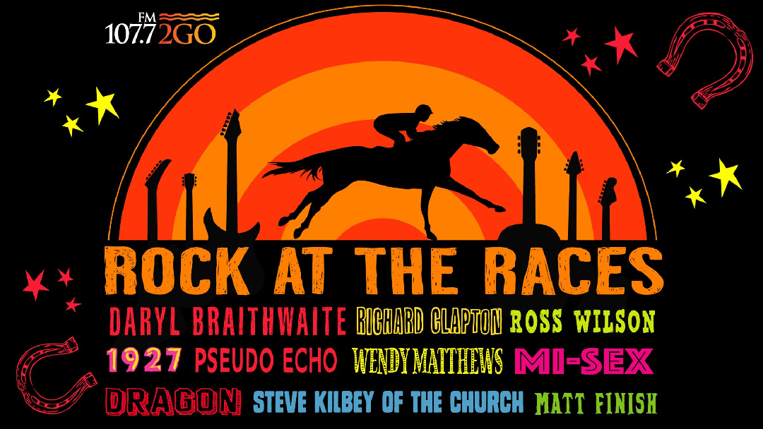 Article heading image for 2GO's Rock At The Races