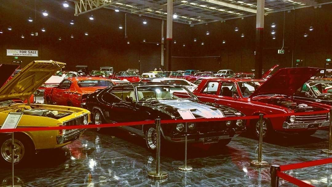 Article heading image for Gosford Classic Car Museum Runs Out Of Gas