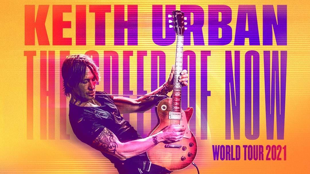 Article heading image for Keith Urban Announces 2021 Australian Tour