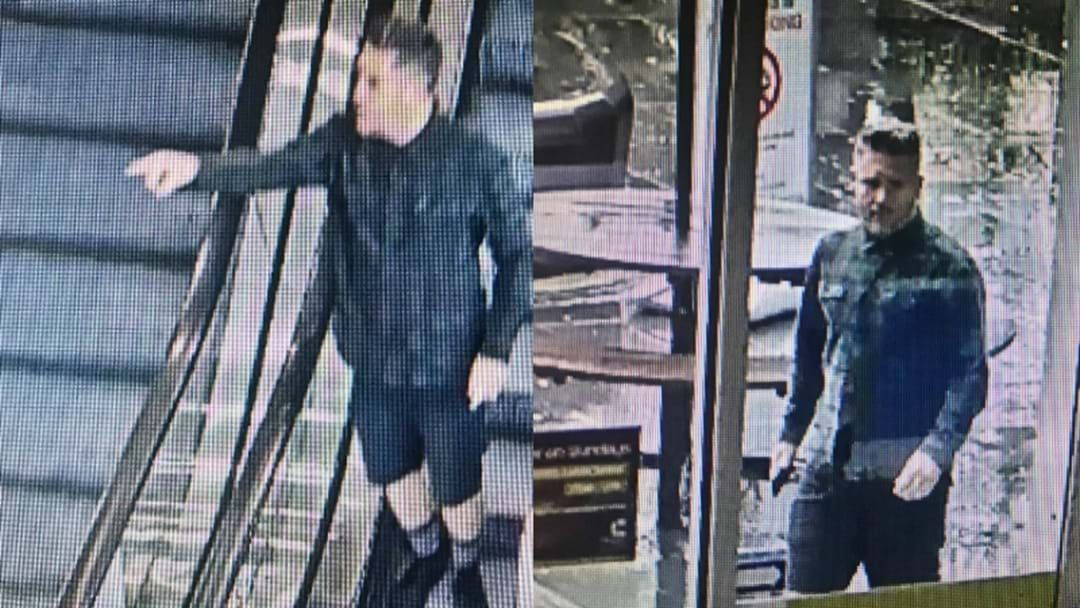 Article heading image for Girl Approached At Charlestown Square