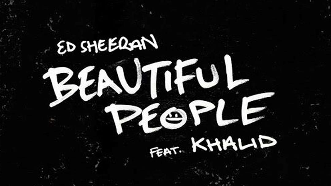 Ed Sheeran`s latest track `Beautiful People` out now