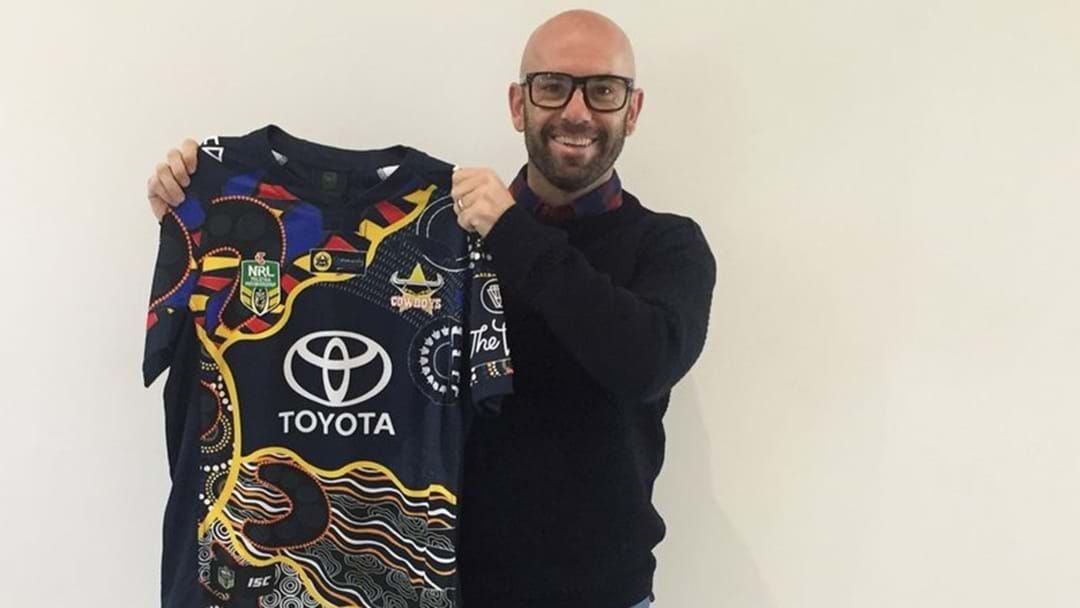 Article heading image for The Meaning Behind The Cowboys' Indigenous Jersey