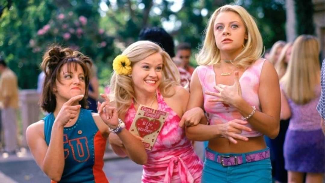 Article heading image for Reese Witherspoon Just Teased A Legally Blonde Cast Reunion & We Are Way Too Excited