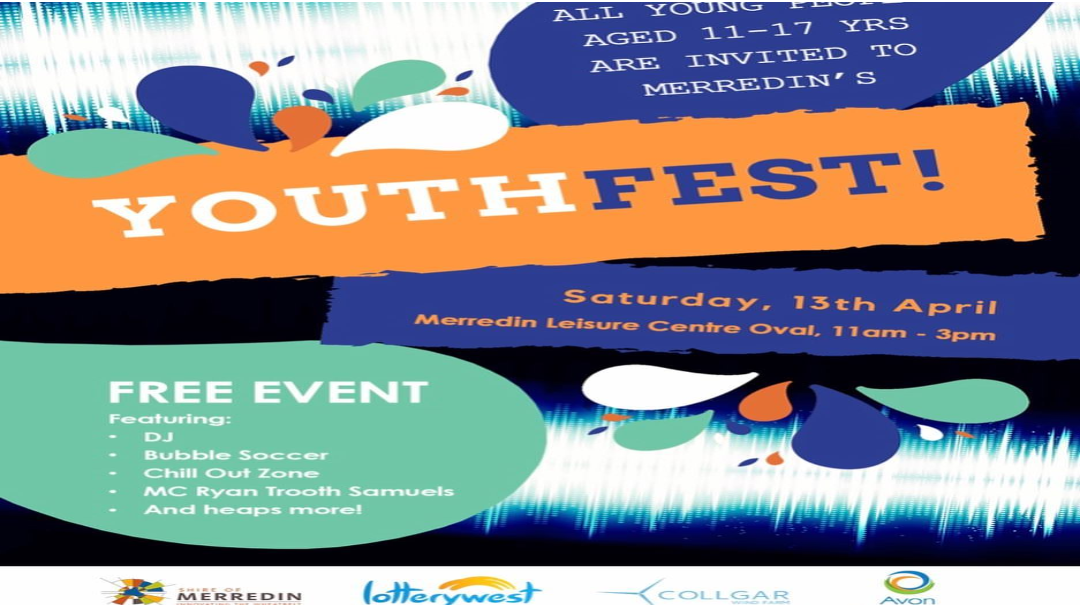 Article heading image for Merredin YouthFest
