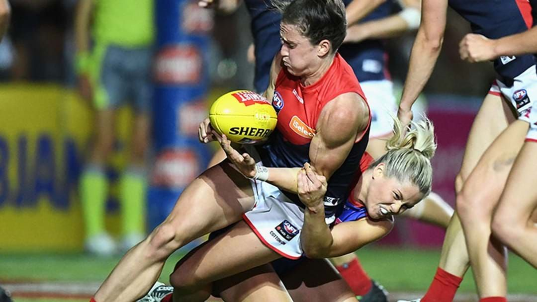 Article heading image for Brennan Rubbed Out Of AFLW Grand Final