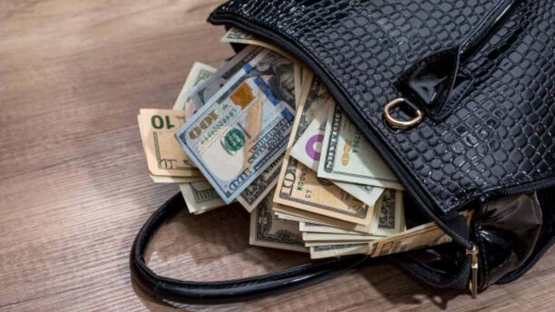 Article heading image for A US Family Stumbled Across A Bag Filled With Almost $1 million