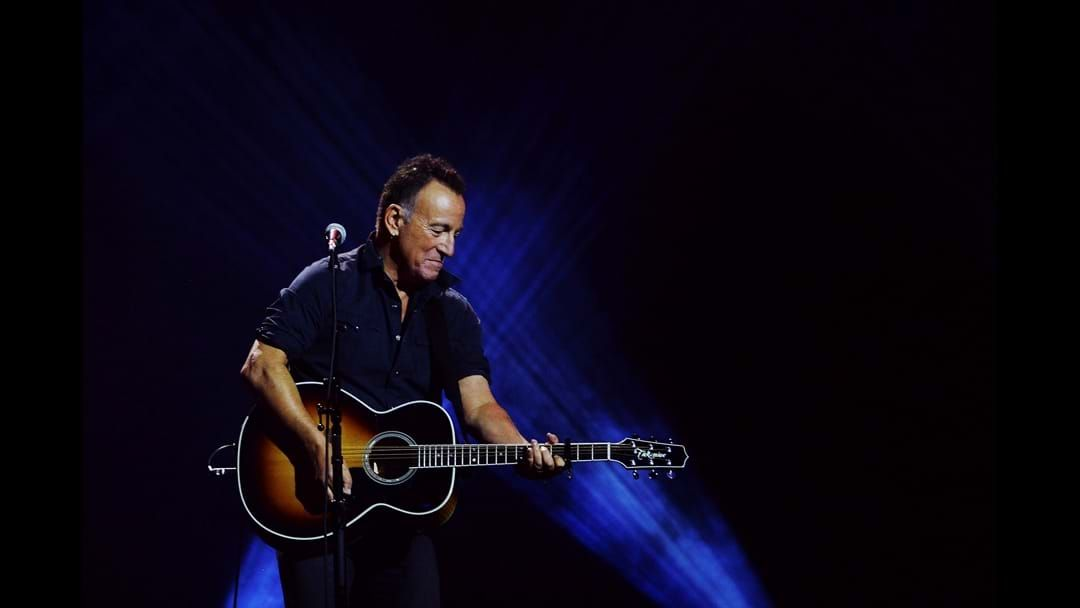 Article heading image for The Boss Becomes The Director: Bruce Springsteen Spills The Beans On His Latest Project
