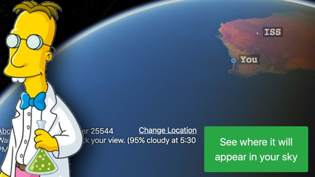 Article heading image for Discover Your Inner Nerd. New Website Makes Spotting Satellites A Breeze
