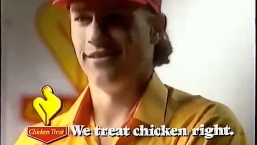 Article heading image for FOUND: The Footage Of Heath Ledger In An Old Chicken Treat Commercial