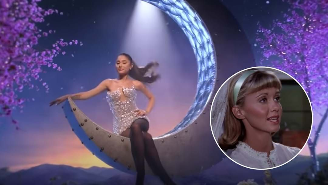 Article heading image for Ariana Grande NAILS Cover Of 'Grease' Hit
