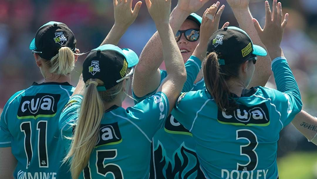 Article heading image for Brisbane Heat Have Won A Thrilling WBBL Final