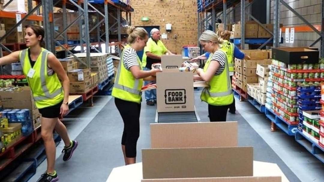Article heading image for Here's What Foodbank Is Doing To Help Hungry Australians Across The Country