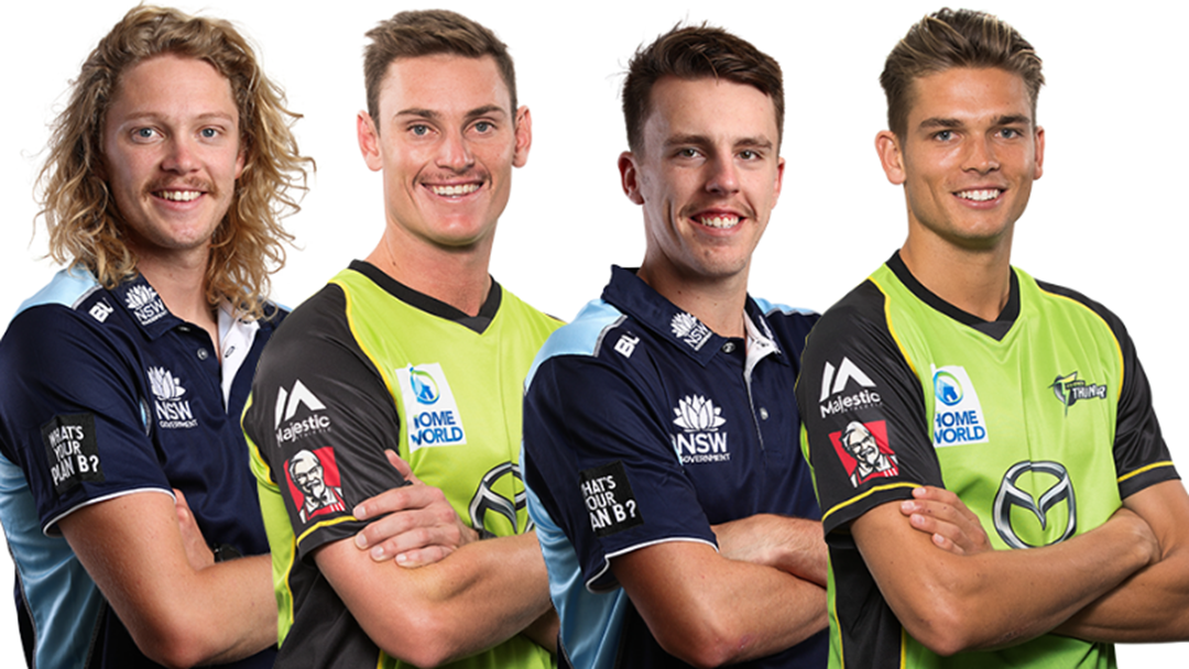 Article heading image for There's A Celebrity Cricket Match Coming To Griffith!