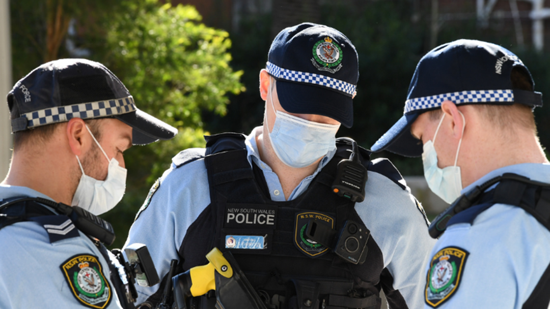 Article heading image for 100 Extra Sydney Police Out In Force Cracking Down On COVID Compliance