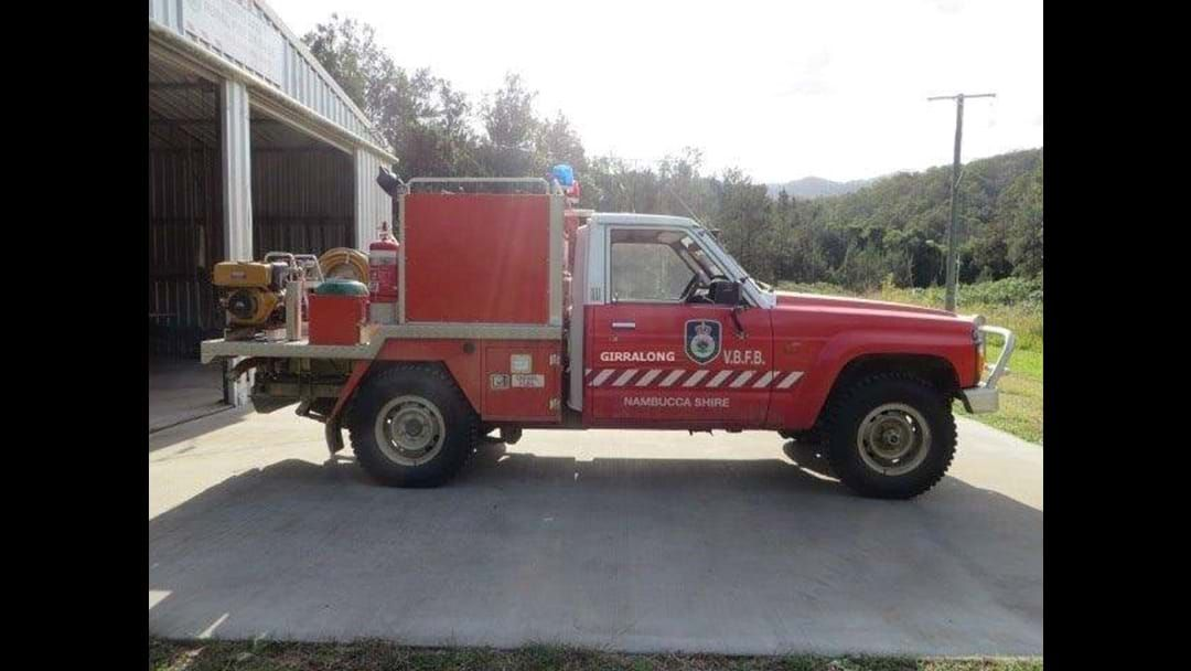 Article heading image for Disgraceful Act: Kempsey RFS Vehicle Stolen