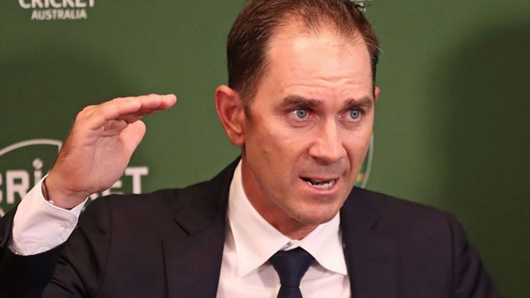 Article heading image for Justin Langer Reveals How He Plans On Transforming The Australian Cricket Team