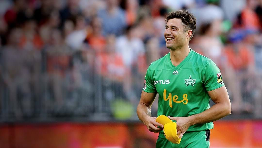 LISTEN | Marcus Stoinis On His Career Aspirations | Triple M