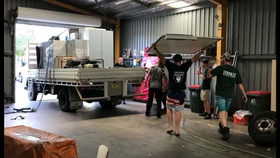 Article heading image for Central Coast Rescue Bids Farewell To Wyong Headquarters After 4 Decades