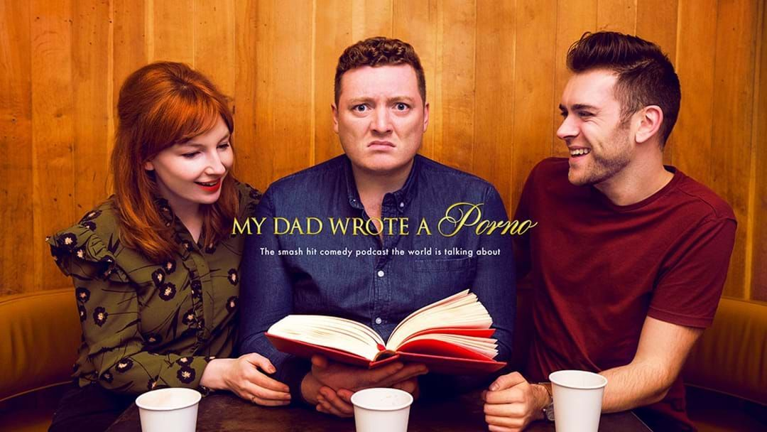 Article heading image for Jamie Morton Explains How Next Season Of 'My Dad Wrote A Porno' Will Be Different