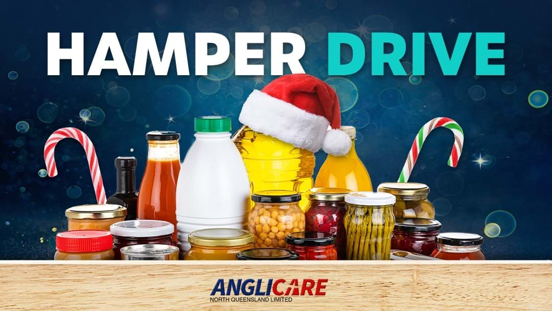 Article heading image for Hit's and Anglicare Hamper Drive
