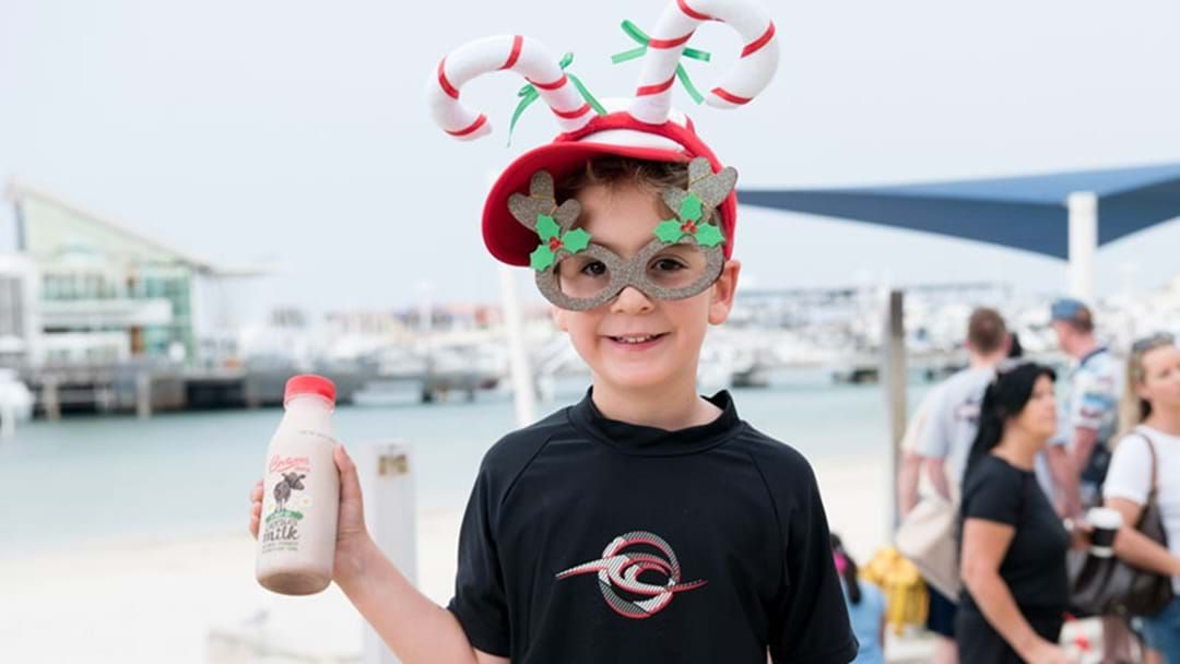 Article heading image for Just How Much Milk Will Santa Drink This Xmas Eve?