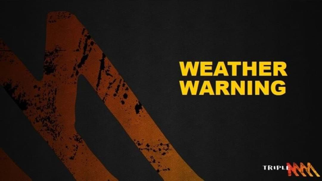 Article heading image for Severe Weather Warning For Southwest